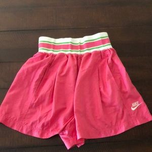 Vintage 80's/90's Nike Elite Running Shorts